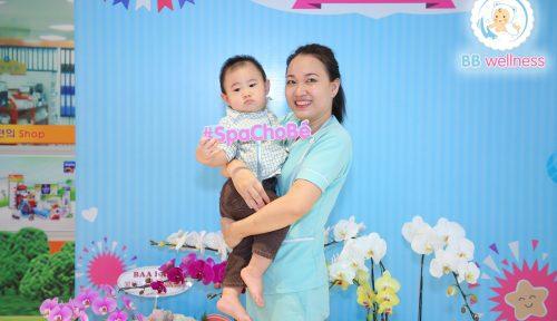 """Cô trị liệu viên Lê Kim Thảo: """"Thương bé thôi chưa đủ, phải thương bé số 1 cơ!"""""""