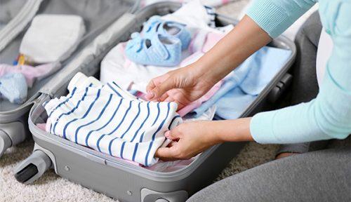 Mẹ cần chuẩn bị gì trong chuyến du lịch đầu tiên cùng bé?